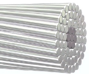 ACSS Conductoare din aluminiu sustinute de otel