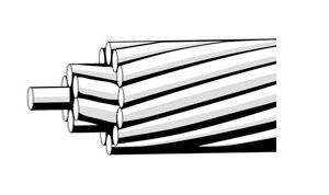 AAC Conductoare din aluminiu
