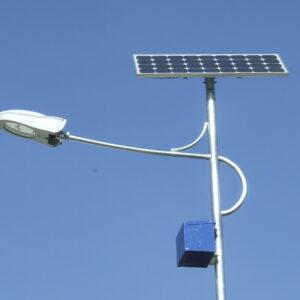Sisteme de iluminat cu panouri fotovoltaice (energie verde)